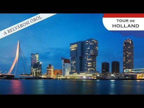 ROTTERDAM FELHŐKARCOLÓI // Tour de HOLLAND #4.