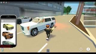 (MUSIC VIDEO) ROBLOX SCG go caddy go