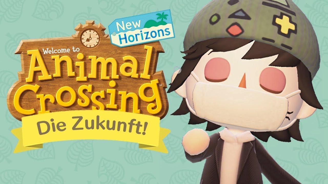 Die ZUKUNFT von neuen UPDATES 🤔 in Animal Crossing New Horizons 🌴