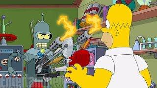 Los Mejores Vines de Los Simpson   Best Vines The Simpsons Compilación 2015
