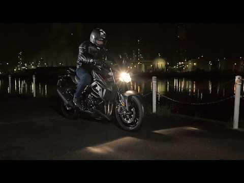 GSX-S 750 ABS: Vídeo Promocional Suzuki Motos
