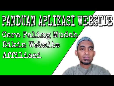 Cara Paling Mudah Bikin Website Affiliasi - Magic Affiliate Script