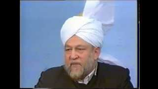 Friday Sermon 27 November 1992