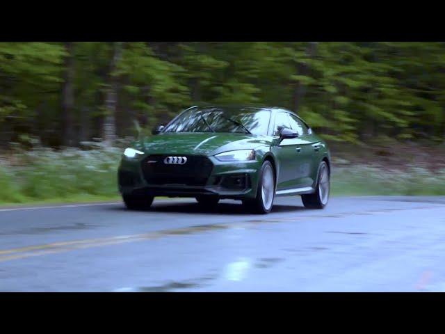 2019 Audi RS5 Sportback Test Drive (The All-Weather Sports Sedan)