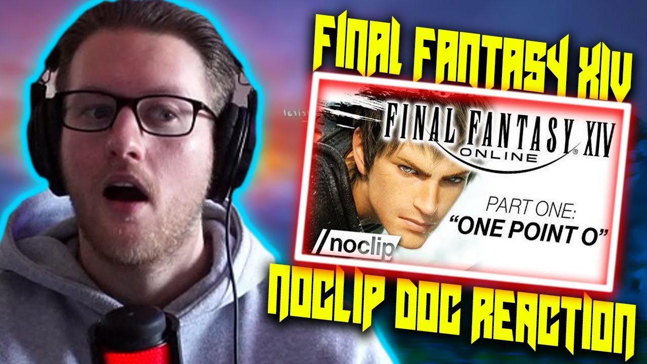 """Download Albsterz Reaction To FINAL FANTASY XIV Documentary Part #1 - """"One Point O"""""""