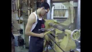San Jacinto High School Woodshop