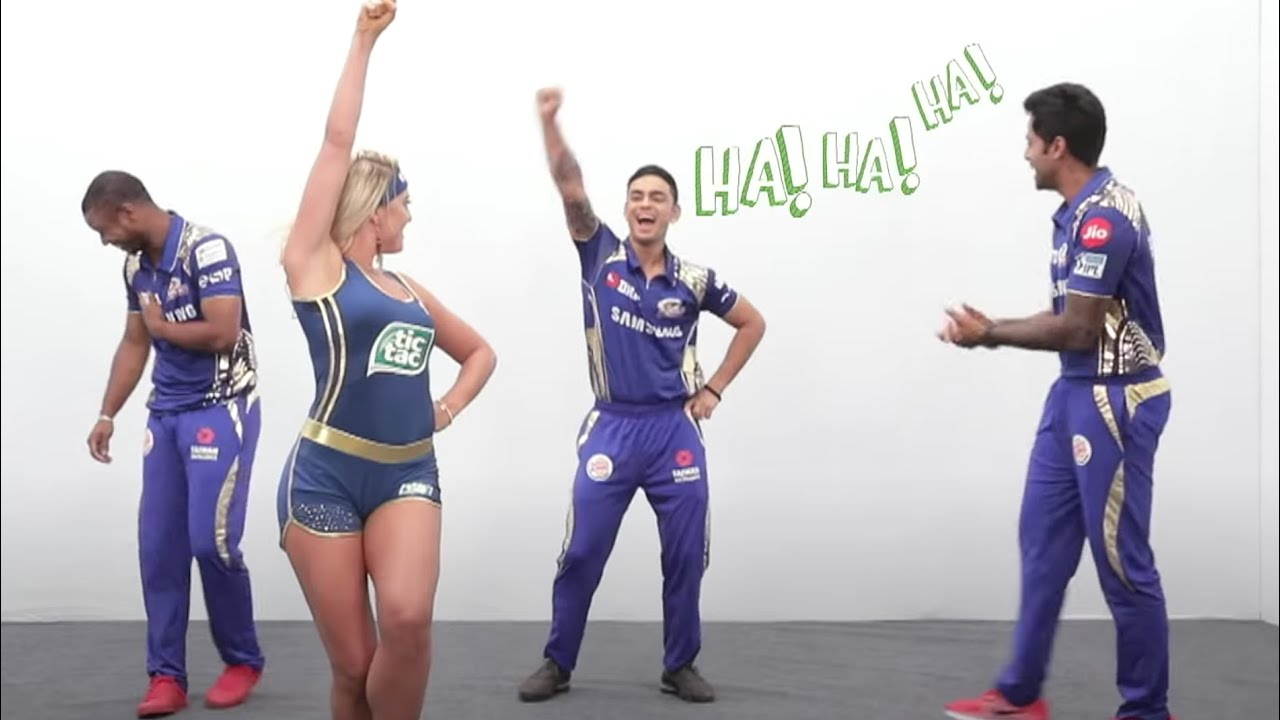 When Cricket Players Forget How to Dance - Very Funny 😂