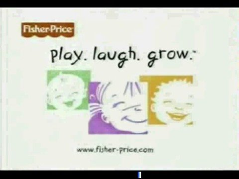 Fisher Price - Play, Laugh, Grow