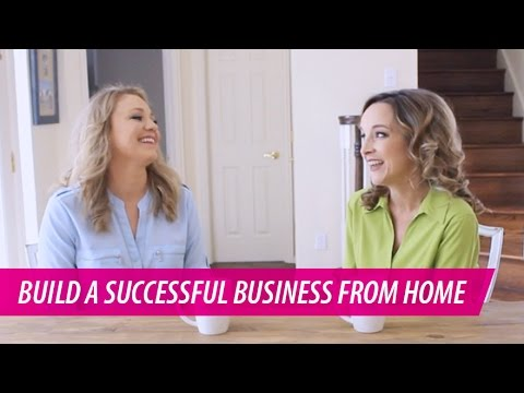 Carrie Wilkerson on How to Build a Successful Business From Home with Kelsey Humphreys