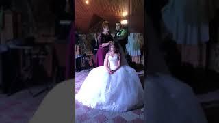 Wedding_Solovyovi Самые прекрасные слова от Свекрови❤ слезы счастья