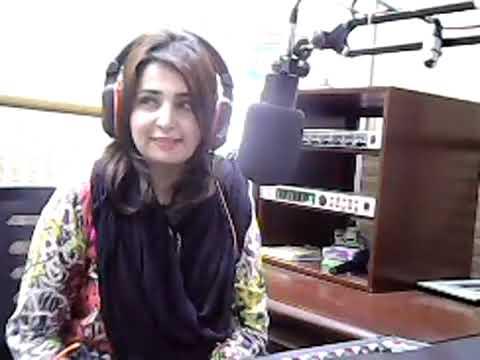 Zakia khan rj radio programme Gulwareen makham