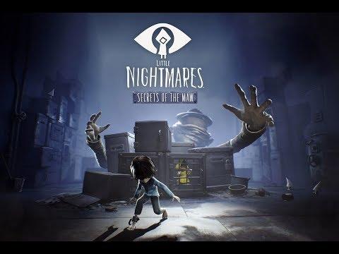 Little Nightmares DLC   THE DEPTHS