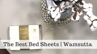 What Are The Best Bedsheets Wamsutta Dream Zone Sheets Review