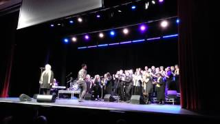 Bazil Meade Gospel Academy sing Lord Help Me to Hold Out (Feat Sam Taylor)