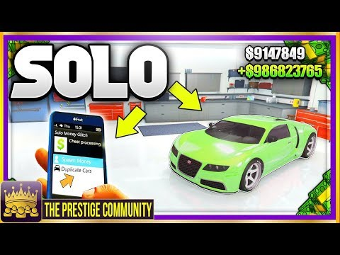 GTA 5 Online (NEW) ALL WORKING *SOLO* DUPLICATE ANY CAR GLITCHES 1.40! MILLIONS SOLO Money Glitches!