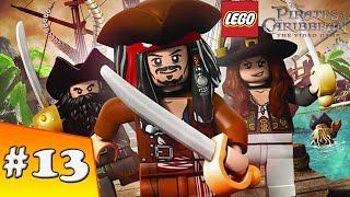 [Let's Play #13] LEGO Piraci z Karaibów - Wybór Norringtona