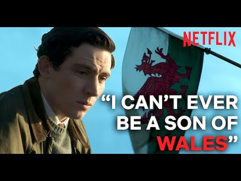 The Crown Season 3 | The Prince Of Wales | Netflix