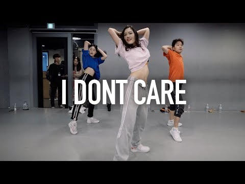 I Don't Care - Ed Sheeran & Justin Bieber  Ara Cho Choreography