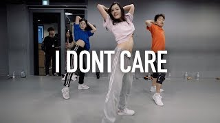 I Don't Care - Ed Sheeran & Justin Bieber / Ara Cho Choreography