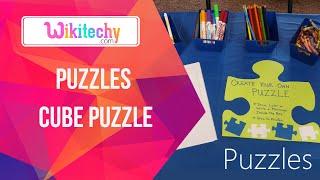 Cube Puzzle | Puzzle Games | Cube | Rubiks Cube | Jigsaw Puzzle | Puzzle Games