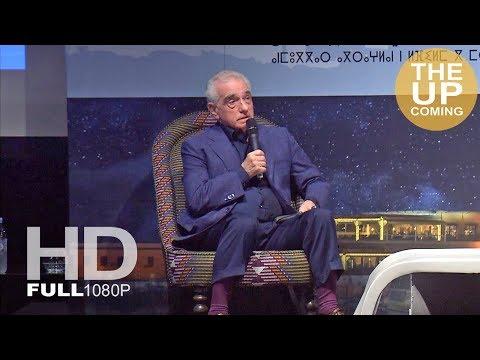 Martin Scorsese: In Conversation at Marrakech Film Festival 2018