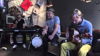 Steaming Satellites - how dare you, acoustic live @ addicted to rock store, by rockvideos.at