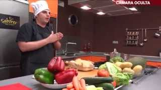 Misión #4: El cocinero loco. Mira de lo que son capaces estos Sinvergüenzas.