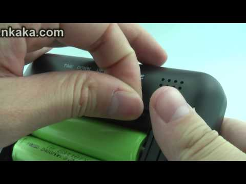 Multifunctional R/C Alarm Clock & Motion Detection Spy DVR | Spy Camcorder Review