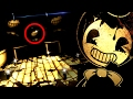 DISNEY'S TOP HAUNTED SECRETS! BENDY THE DEVIL IS HERE | Bendy and the Ink Machine Chapter 1 (Ending)