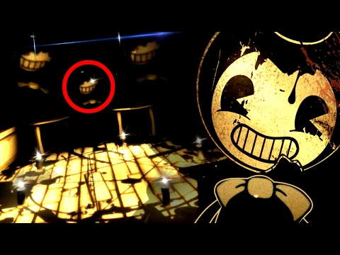 Thumbnail: DISNEY'S TOP HAUNTED SECRETS! BENDY THE DEVIL IS HERE | Bendy and the Ink Machine Chapter 1 (Ending)