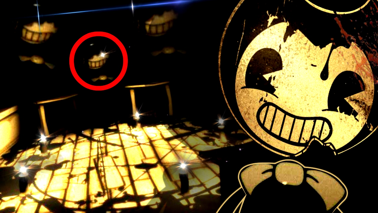 DISNEYS TOP HAUNTED SECRETS BENDY THE DEVIL IS HERE