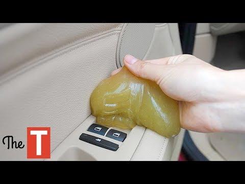 20 GENIUS Car Cleaning Hacks