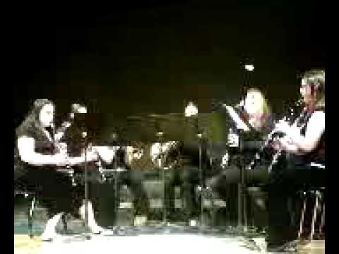 Chamber Ensemble Gray New Gloucester High School 2/26