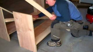 Making Custom Built-ins By Kreg Kreg's Custom Carpentry Part