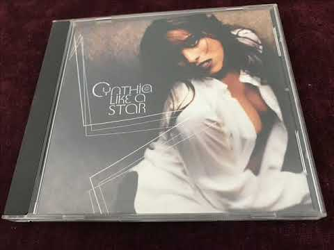 Cynthia - Like a Star (Very rare CD Maxi)