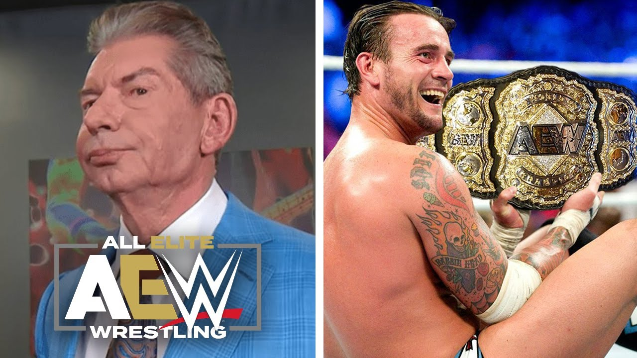 WWE Legend Son Murdered...AEW/WWE Crossover...Riot At Wrestling Show...Champ Booed...Wrestling News