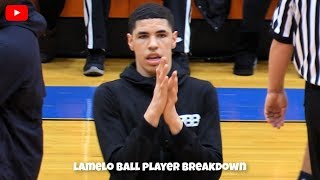 Here's Why LaMelo Ball is a FUTURE Lottery Pick! Official Player Breakdown