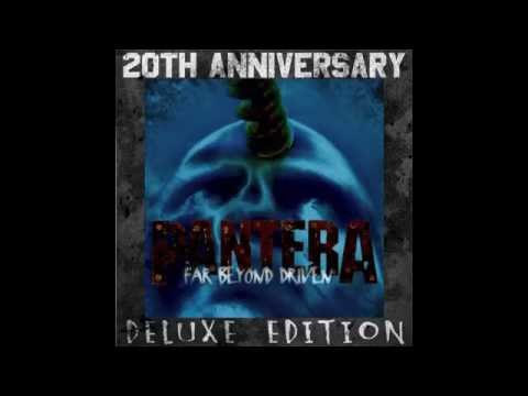 Pantera - Hard Lines, Sunken Cheeks (Remastered)