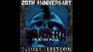 Watch Pantera Hard Lines Sunken Cheeks video