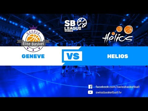 SB League Women - Day 7: Genève vs. Hélios
