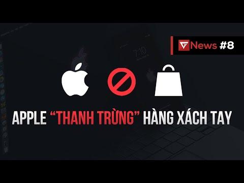 GNews #8: Apple thay đổi chính sách bảo hành ở VN, ROG Phone 2