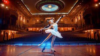 Театр «Астана Балет» дал два спектакля под открытым небом