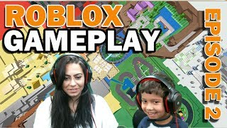 ROBLOX Episode 2 - SUPER BLOCKY BALL - GAMEPLAY ( WPGN )