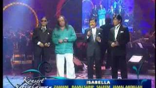 Download lagu Isabella 98-Ramli Sarip,Jamal Abdillah,Saleem & Zamani Slam