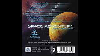 DJ CON T Space Adventure