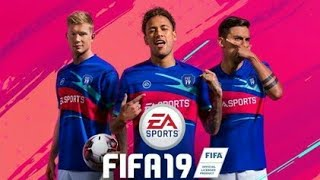 GOLAZO CON BATSHUAYI EN FIFA 19|AMAZING GOAL WITH BATSHUAYI IN FIFA 19