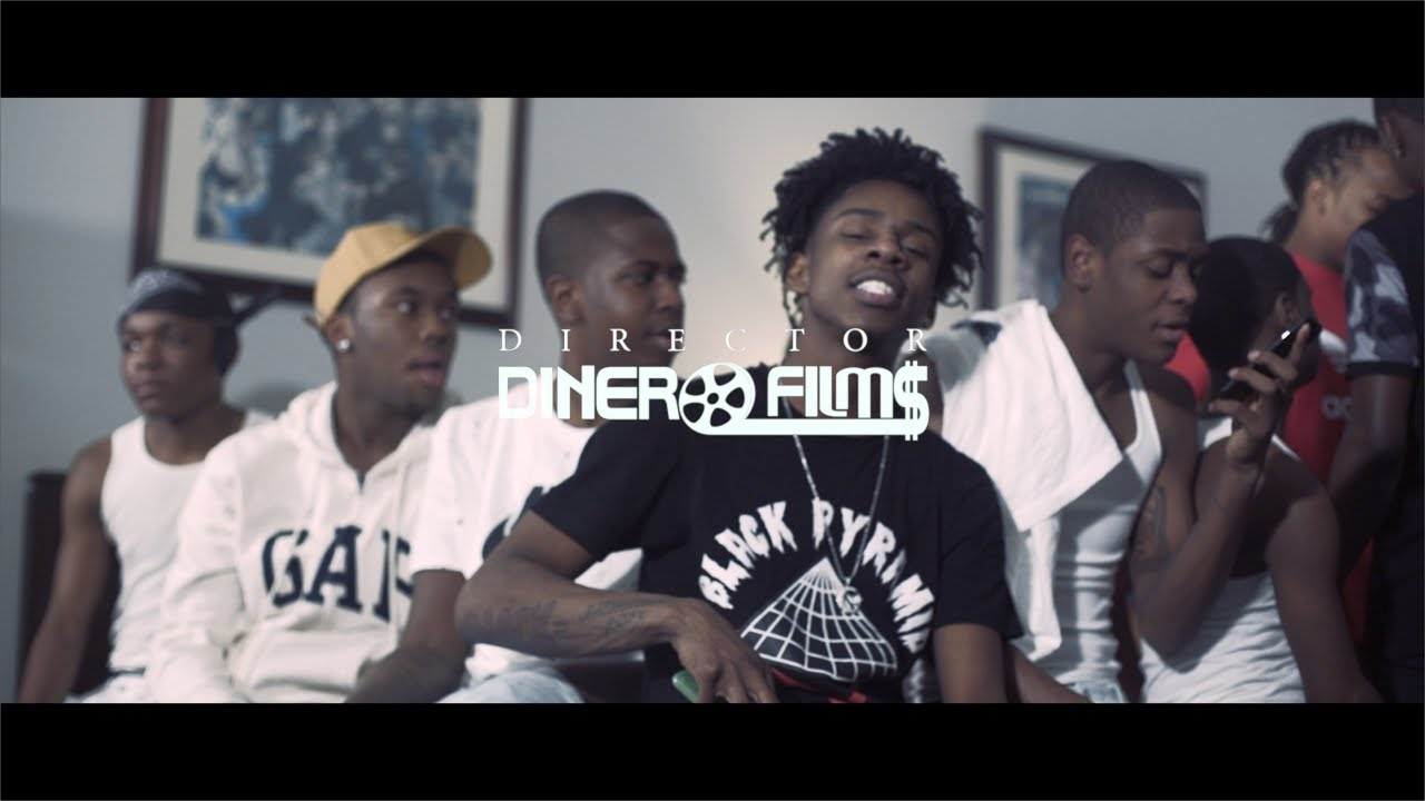 Polo G aka Mr.DoTooMuch - Neva Cared [Remix] (Official Video) Shot By @DineroFilms