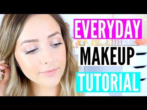 Everyday Makeup Tutorial!