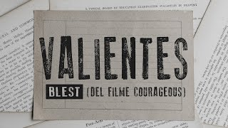 Valientes - Blest (con letra)