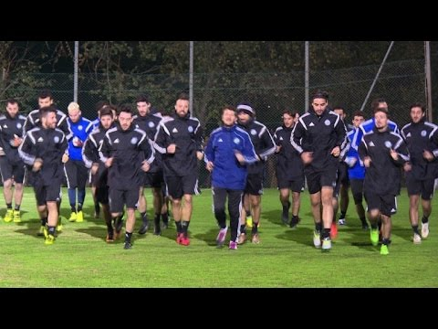 San Marino take on Germany in World Cup qualifier